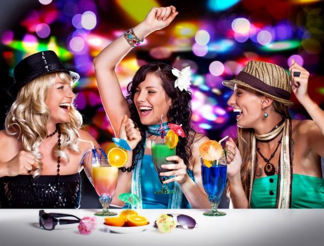 Как встретить день рождения в стиле коктейльной вечеринки?