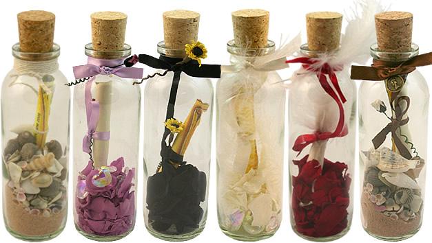 Подарочные бутылочки своими руками 34
