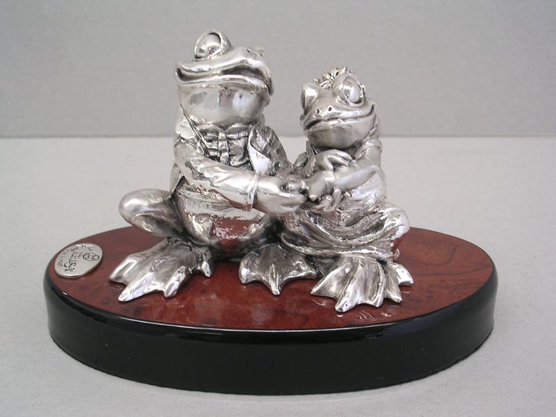 Оригинальные недорогие подарки на серебряную свадьбу 58