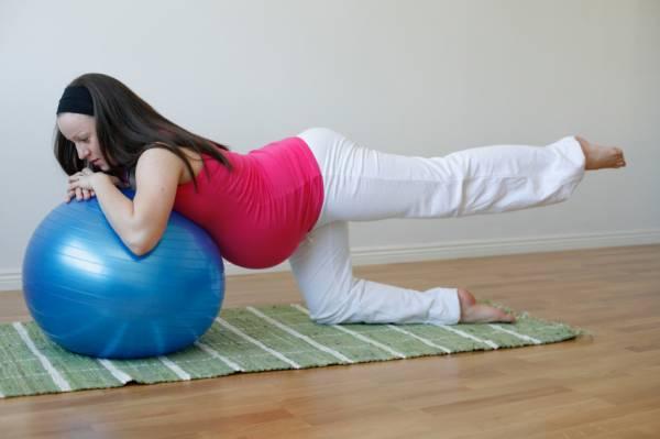 Как снять напряжение с ног беременной 98