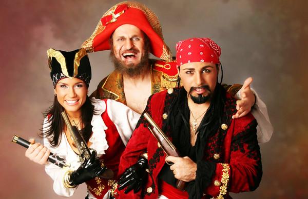 Пиратская вечеринка сценарий для взрослых