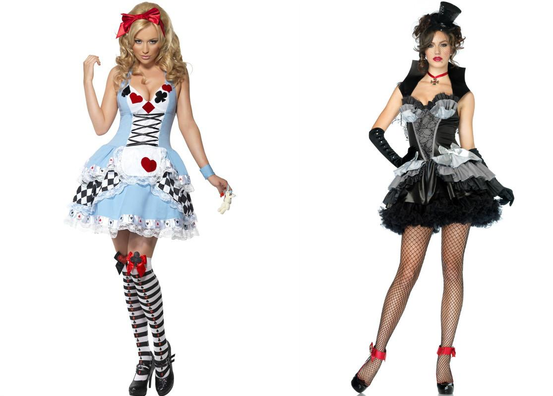 Как сделать костюм для хэллоуина своими руками 7