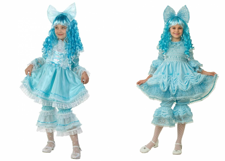 Как сделать для кукол костюм 38