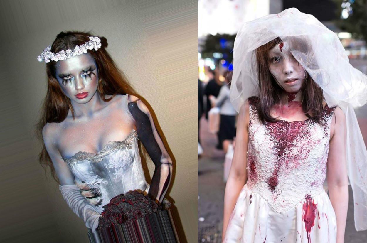 Как сделать самому наряд на хэллоуин