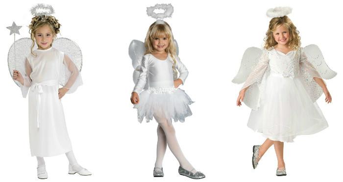 Как своими руками сделать костюм ангела 63