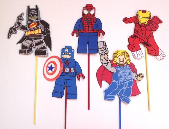 Подарок на тему супергероев