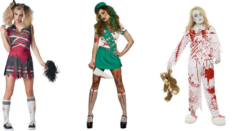 30 улетных идей костюмов на Хэллоуин своими руками 38