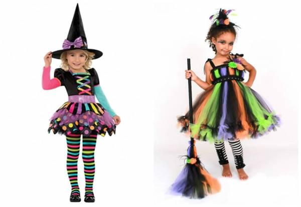 Костюмы на хэллоуин своими руками для девочек 35