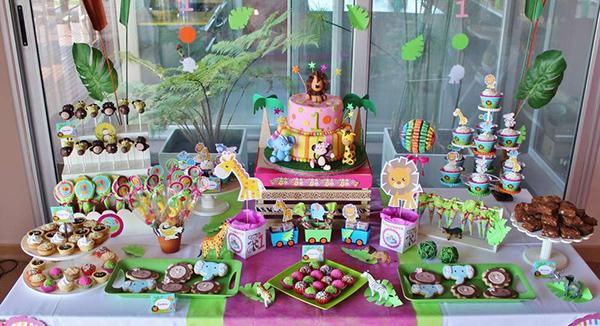 Африканская вечеринка для детей  веселись под Чунга-Чангу ad399f07a2d71