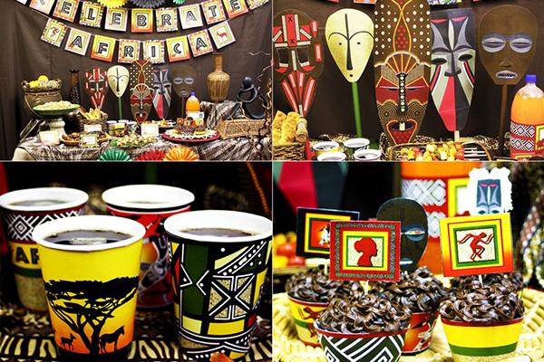 Африканская вечеринка для взрослых  полная хакуна матата! 7cd0defa49469