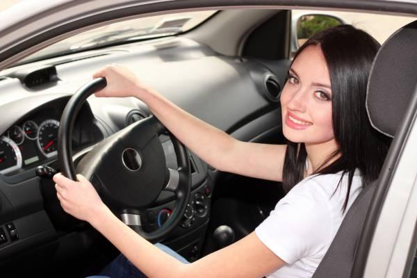 Купить подарок женщине автомобилисту