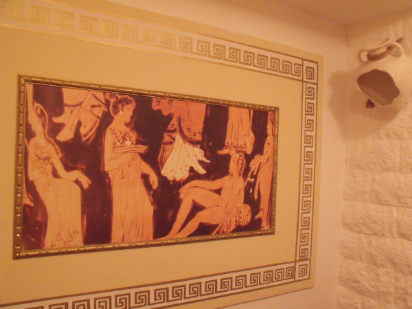 Картинки, картинки про боссов в греческом стиле с намеком